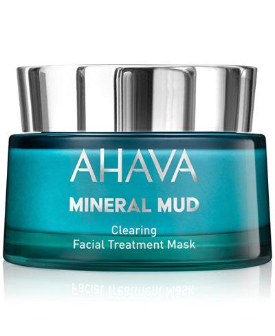 Ahava Mineral Mud Clearing Facial Treatment Mask, 50 ml.