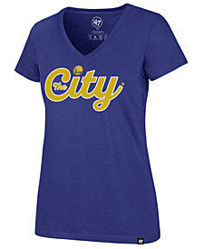 '47 Brand Golden State Warriors NBA Women's Local Graphic T-Shirt