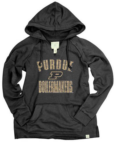 Blue 84 Women's Purdue Boilermakers Swagger French Terry Hoodie