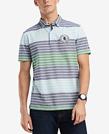 Tommy Hilfiger Men's Jiffy Custom Fit Polo, Created for Macy's
