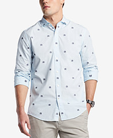 Tommy Hilfiger Men's Baldwin Shirt, Created for Macy's