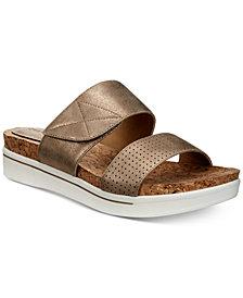 Adrienne Vittadini Calais Flat Sandals