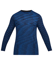 Under Armour Men's Threadborne Seamless Long-Sleeve Shirt