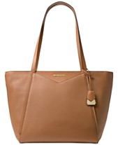 0740550cce8fc MICHAEL Michael Kors Whitney Large Soft Leather Tote