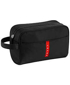 Receive a Complimentary Pouch with any large spray purchase from the Prada Luna Rossa fragrance collection