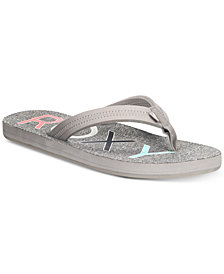 Roxy Palm Beach Flip-Flops