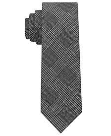 Michael Kors Men's Statement Check Slim Tie