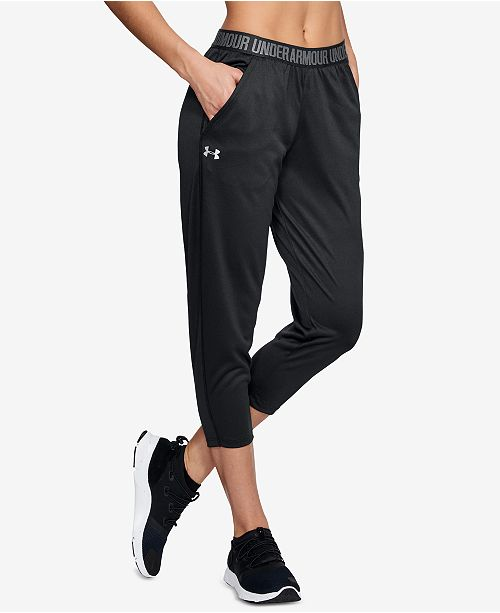 Under Armour UA Tech™ Play Up Capri Sweatpants