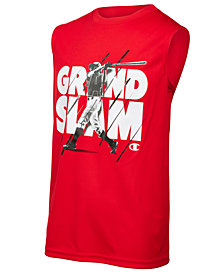 Champion Grand Slam-Print Tank, Toddler Boys