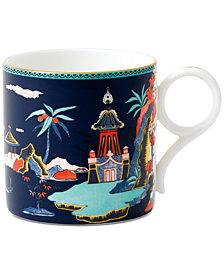 Wedgwood Wonderlust Blue Pagoda Mug