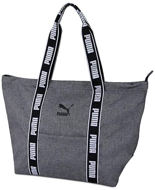 b8e65c13c9 Puma Conveyor Tote Bag   Reviews - Women s Brands - Women ...