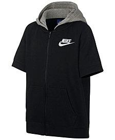 Nike Sportswear Zip-Up Hoodie, Big Boys