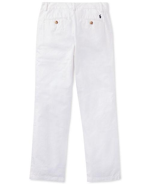 f8ae9db9b4343 Polo Ralph Lauren. Cotton Chino Pants