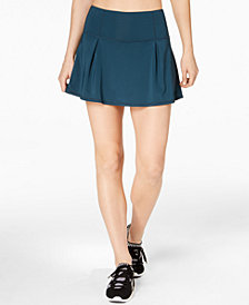 Ideology Pleated Tennis & Golf Skort, Created for Macy's