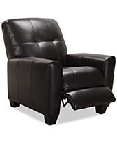 Prime Leather Chairs And Recliners Macys Creativecarmelina Interior Chair Design Creativecarmelinacom