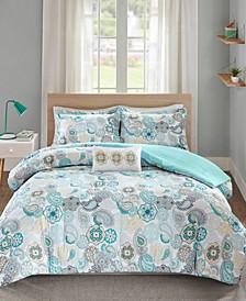 Tamil 4-Pc. Full/Queen Comforter Set