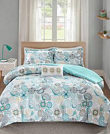 Mi Zone Tamil 4-Pc. Full/Queen Comforter Set