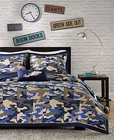 Mi Zone Kids Josh 4-Pc. Full/Queen Coverlet Set