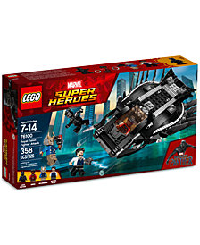 LEGO® Super Heroes Black Panther Royal Talon Fighter Attack Set 76100