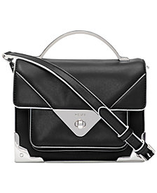DKNY Mini Jaxone Top-Handle Crossbody, Created for Macy's