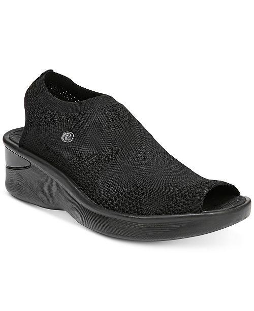 5c709df439 Bzees Secret Wedge Sandals & Reviews - Sandals & Flip Flops - Shoes ...