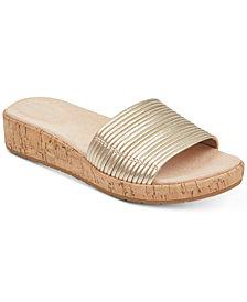 Easy Spirit Mullen Slide Sandals