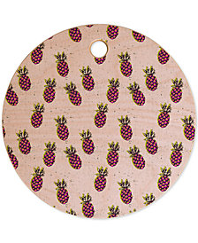 Deny Designs Holli Zollinger Folka Pineapple Cutting Board