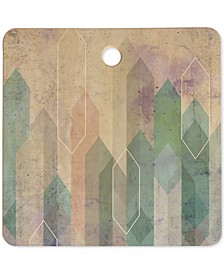 Emanuela Carratoni Raw Gems Cutting Board