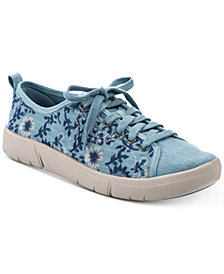 Baretraps Belize Rebound Technology™ Embroidered Sneakers