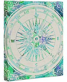 """Deny Designs Bianca Green Follow Your Own Path Art Canvas 8x10"""""""