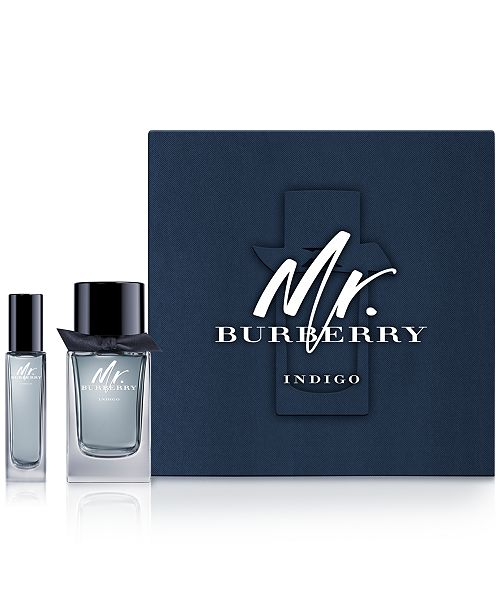 94f21ae77ac5 Burberry Men s 2-Pc. Mr. Burberry Indigo Gift Set - All Perfume ...