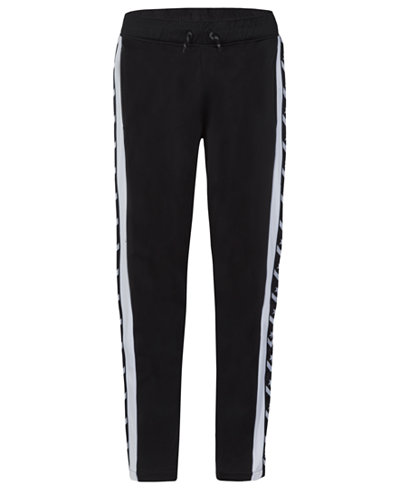 Converse Heritage Snap-Bottom Warm-Up Pants, Big Boys