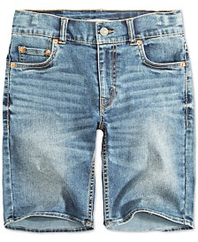 Levi's® 511 Stretch Performance Denim Shorts, Big Boys