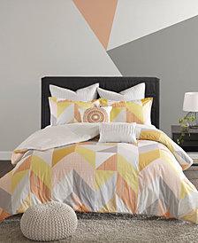 Urban Habitat Annalise Cotton 7-Pc. Full/Queen Comforter Set