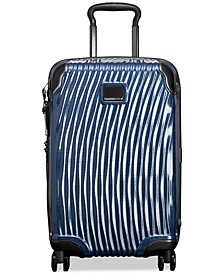 "Latitude 22"" International Carry-On Spinner Suitcase"