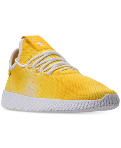 adidas Men's Originals Pharrell Williams Tennis HU Casual Sneakers from Finish Line