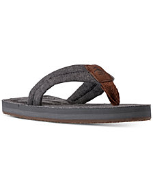 Original Penguin Little Boys' Garlan Flip-Flop Thong Sandals from Finish Line