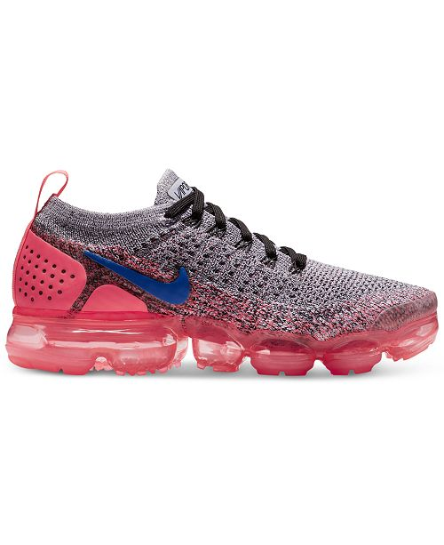 2551aaed48e Nike Women s Air VaporMax Flyknit Running Sneakers from Finish Line ...