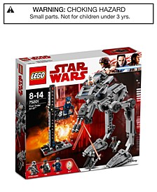 Star Wars First Order AT-ST Set  75201