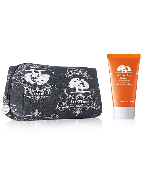 Origins  Receive a FREE 2pc Skin Care Gift with $65 Origins Purchase!