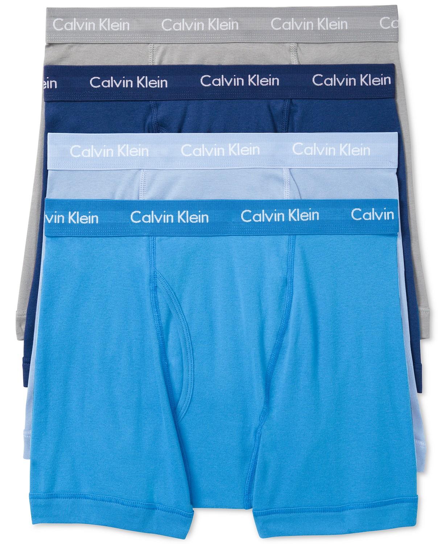 4-Pack Calvin Klein Classic Boxer Briefs