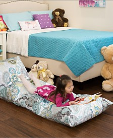 "Mi Zone Kids Tamil 26"" x 100"" Caterpillow Long Pillowcase"