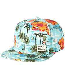 Brooklyn Hat Co. Men's Beach-Print Hat