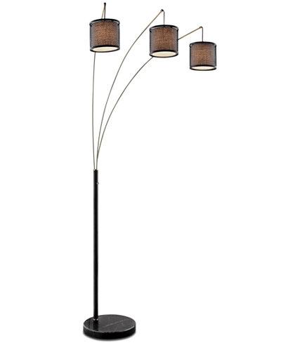 Lite source elena three light floor lamp lighting lamps for lite source elena three light floor lamp aloadofball Images