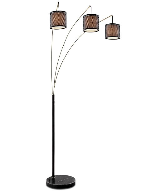 Lite source elena three light floor lamp lighting lamps home main image main image aloadofball Choice Image
