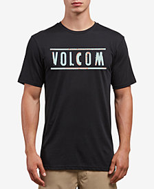 Volcom Men's Double Graphic-Print T-Shirt