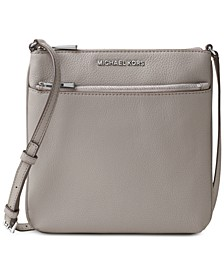 Riley Pebble Leather Crossbody