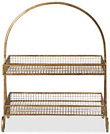 Uttermost Callen Wire Shelf Fruit Basket