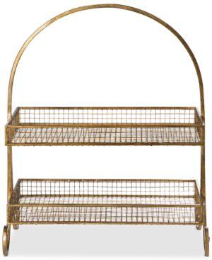 Uttermost Callen Wire Shelf Fruit Basket 6169420