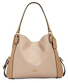 Legacy Jacquard Edie 31 Medium Shoulder Bag
